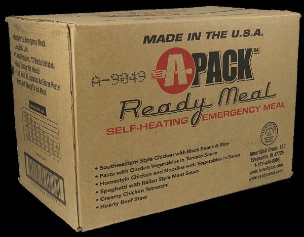 apack mre box