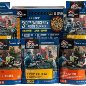 Freeze Dried Meals